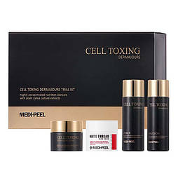 Мини-набор из серии со стволовыми клетками Medi-Peel Cell Toxing Dermajours Trial Kit