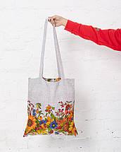 Эко сумка для покупок Подсолнух, фото 2
