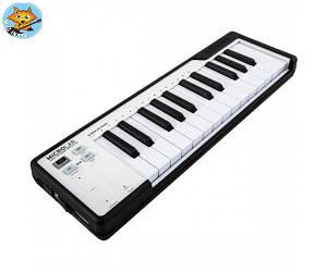 Midi-клавиатура Arturia Microlab-Black Midi25 дин. клавиш