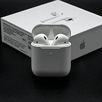 Навушники AirPods 2 Apple AirPods 2 з бездротовою зарядкою (  класу люкс), фото 1