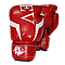 Детские боксерские перчатки 8 унций ЛЕВ кожзам (синие, красные, черные), фото 2