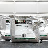 Чистая пищевая сода, органическая для питья, Frontier Natural Products, 453 г