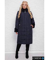 Стьобана жіноче пальто М-65 АЛІСА Разныетцвета