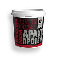 Заменитель питания MasloTom арахисовая паста с протеином, 500 грамм