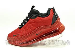 Зимние кроссовки Nike Air Max 720 Термо Красные