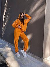 Женский спортивный костюм Dizzy горчичного цвета, фото 2