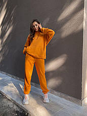 Женский спортивный костюм Dizzy горчичного цвета, фото 3
