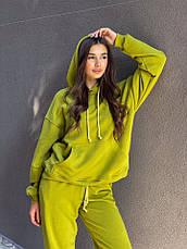 Женский спортивный костюм Dizzy зеленого цвета, фото 3
