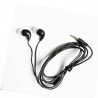 Навушники MP3 вакуумні LX-002 чорні