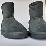 Детские угги сапоги серые для мальчика и девочки, фото 2