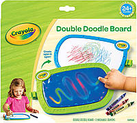 Детская доска для рисования и творчества Крайола Crayola My First Double Doodle Board