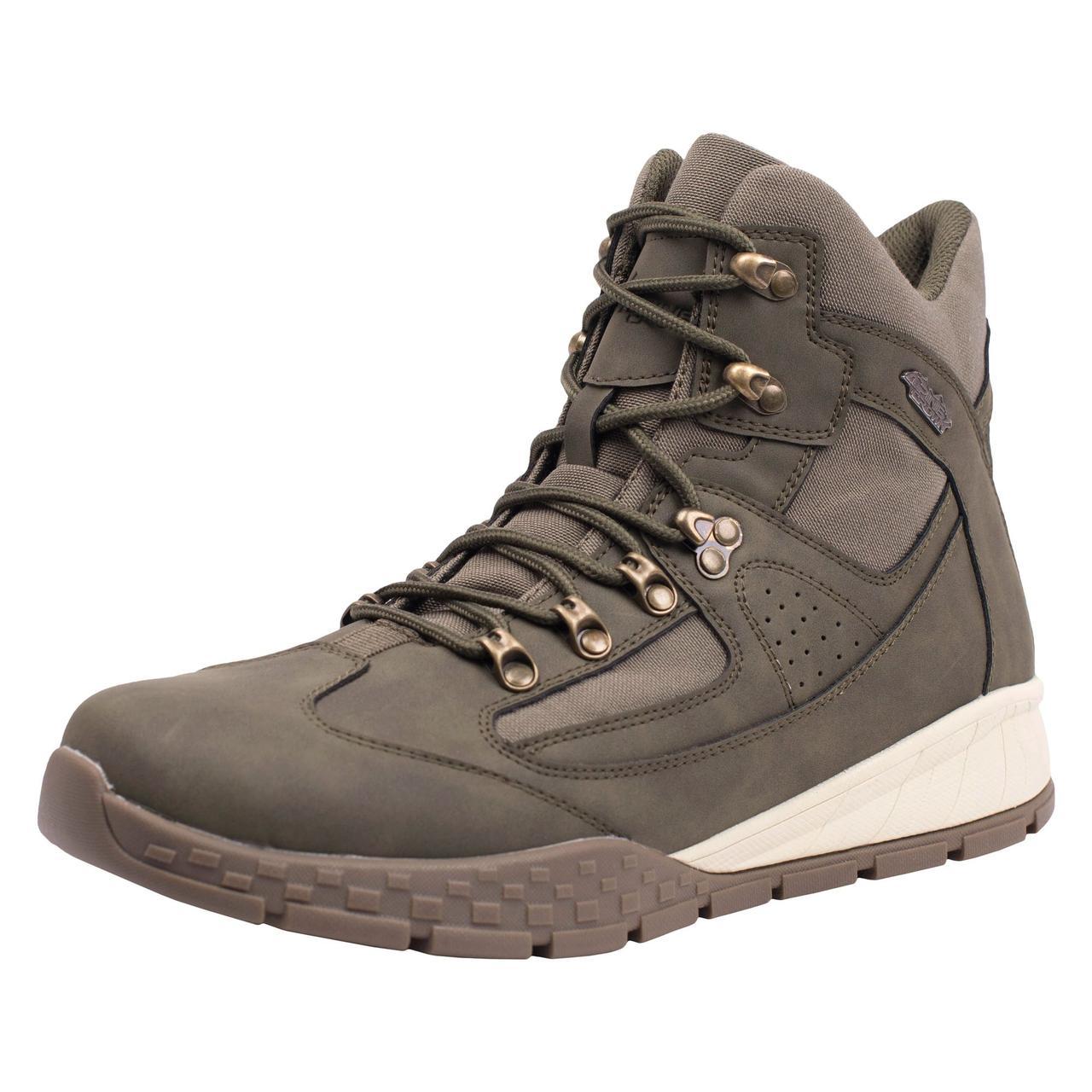 Зимние треккинговые ботинки Alpine Crown Rex ACFW-180403-003 оливка