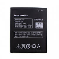 Акумулятор для мобільного телефону Lenovo BL219 (2500 mah)