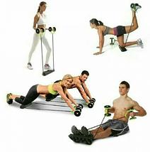 Тренажер Revoflex Xtreme для всього тіла! 40 вправ! Роликовий тренажер, фото 3