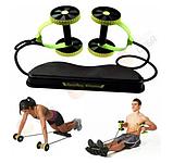 Тренажер Revoflex Xtreme для всего тела! 40 упражнений! Роликовый тренажер, фото 5