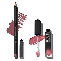 Блеск + карандаш для губ Haus Laboratories By Lady Gaga Lip Sync Set Lip Gloss & Lip Liner Duo Arc & Blaze