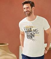 Мужская футболка Livergy, размер M