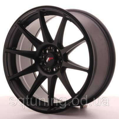 Диски Japan Racing JR11 18x8,5 ET30 5x114/120 Flat Black