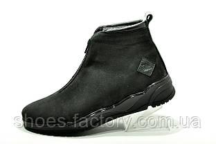Зимние ботинки Shark Термо Primaloft 2021 мужские кожаные