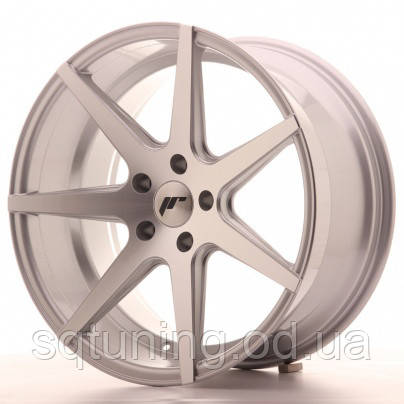 Диски Japan Racing JR20 19x9,5 5x120 ET20 Silver Mach