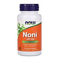 Нони, 450 мг, Noni, Now Foods, 90 вегетарианских капсул