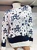 Нарядный Новогодний свитер Gerekli 1009 (в расцветках 42-46), фото 4