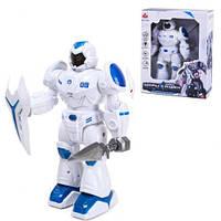 """Робот """"Mecharmor"""" синий 27166"""