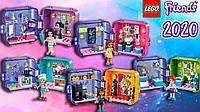 Кукольные подружки для малышек — наборы LEGO Friends
