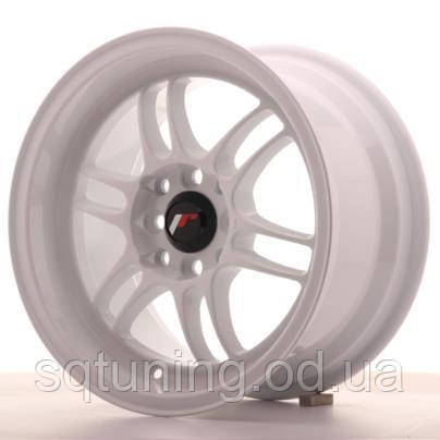 Диски Japan Racing JR7 15x8 ET35 4x100/114 White