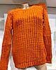 Повседневный турецкий свитер вязка Gerekli 3005 (в расцветках 42-46), фото 7