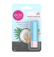 Eos Lip balm stick - Бальзам для губ - Beach Coconut, 4 г