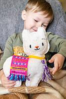 Творческий набор  для шитья мягкой игрушки Лама Avenir, фото 1