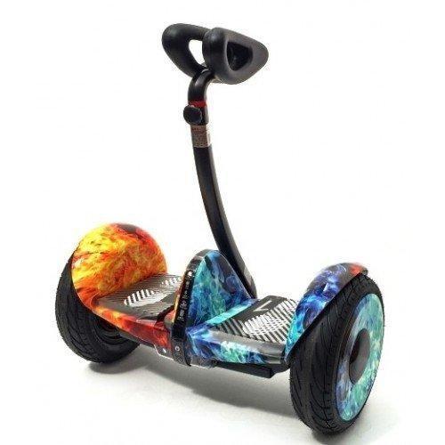 MiniRobot 10.5 inch 36V Огонь и лед