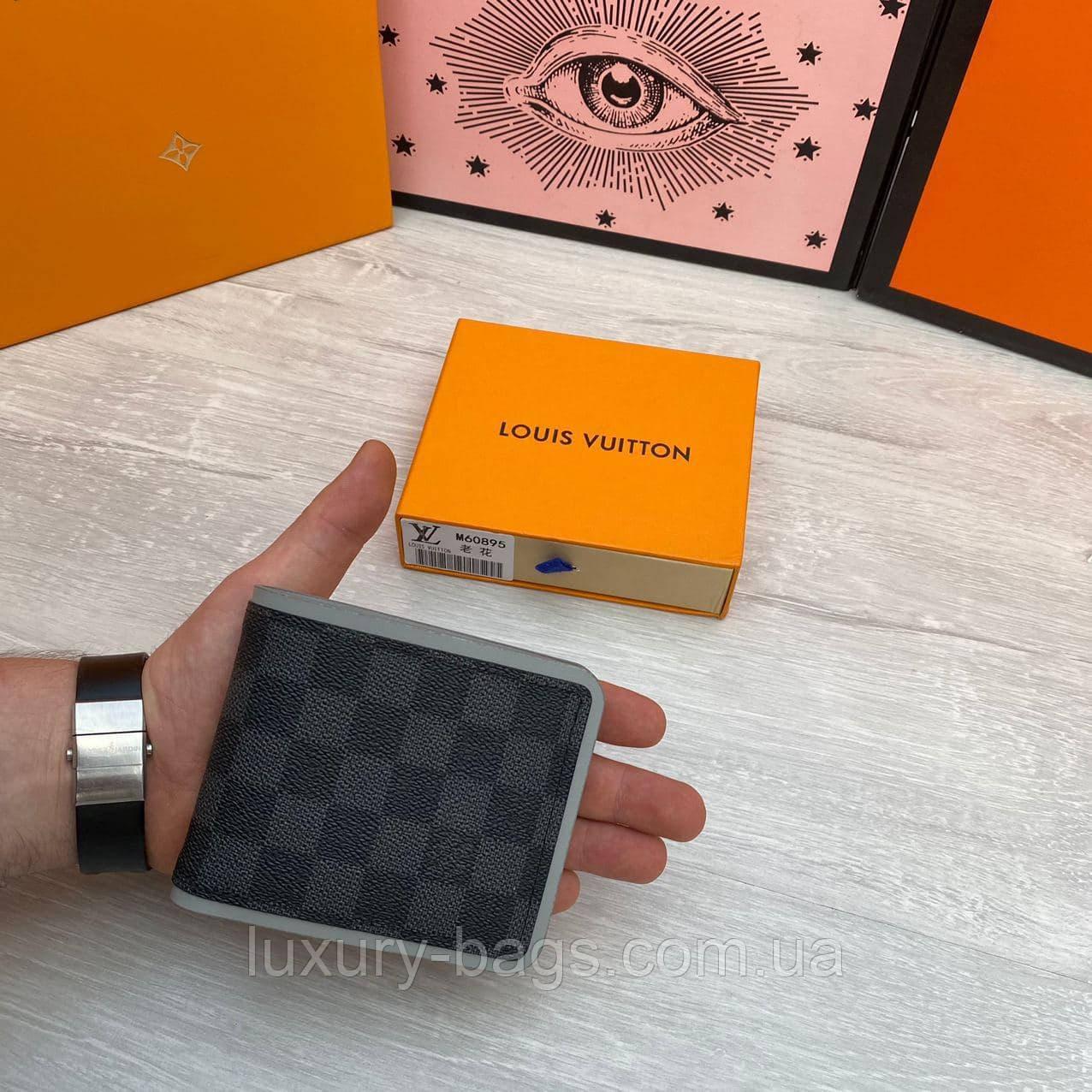 Крутий гаманець Louis Vuitton Луї Віттон