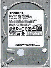 "HDD 2.5"" SATA 500GB Toshiba 5400rpm 8MB (MQ01ABD050V)"