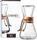 Кофеварка Кемекс Chemex CM-1C 440 мл на 3 чашки