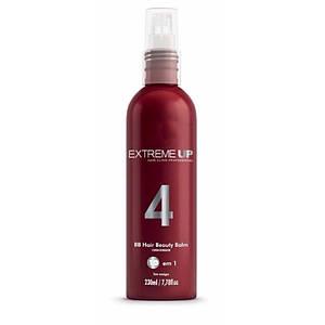 Несмываемый кондиционер для поврежденных волос Brazillian Hi-Tech Extreme 4 BB Hair Beauty Balm 230ML 7.78