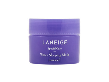 Laneige Water Sleeping Mask Lavander - Увлажняющая ночная маска для лица лавандовая, 15 мл