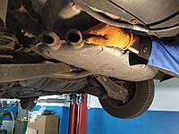 Замена ремонт глушителя Киев Голосеево
