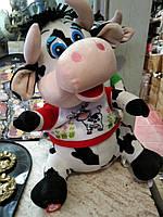 Игрушка символ наступающего 2021 года поющий бык, бычок, корова
