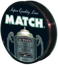 Леска BALSAX Match 0.12 mm