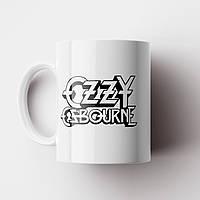 Чашка Ozzy Osbourne. Музыка. Чашка с фото, фото 1