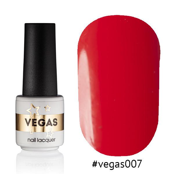 Гель лак №007  Vegas 6 мл