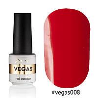 Гель лак №008  Vegas 6 мл