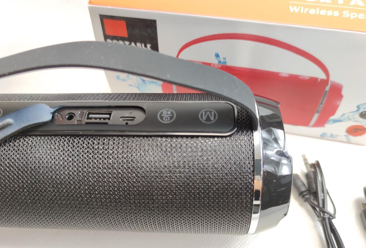 аксессуары от Портативная блютуз колонка акустика bluetooth для телефона с флешкой