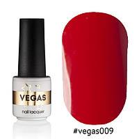 Гель лак №009  Vegas 6 мл