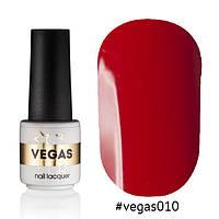 Гель лак №010  Vegas 6 мл