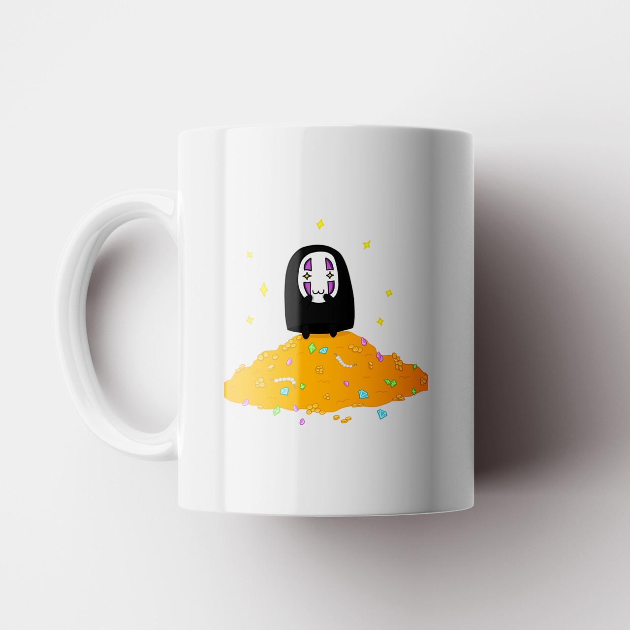 Чашка Унесённые призраками №2. Аниме