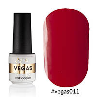Гель лак №011  Vegas 6 мл