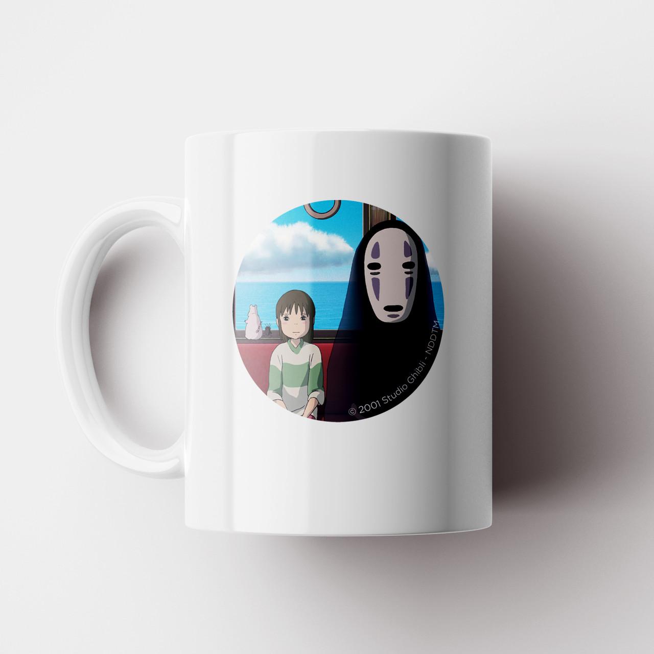 Чашка Унесённые призраками №6. Аниме